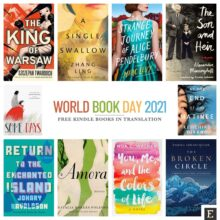 10 translated Kindle books for World Book Day 2021 are announced and free to download
