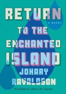 Return to the Enchanted Island by Johary Ravaloson - World Book Day 2021