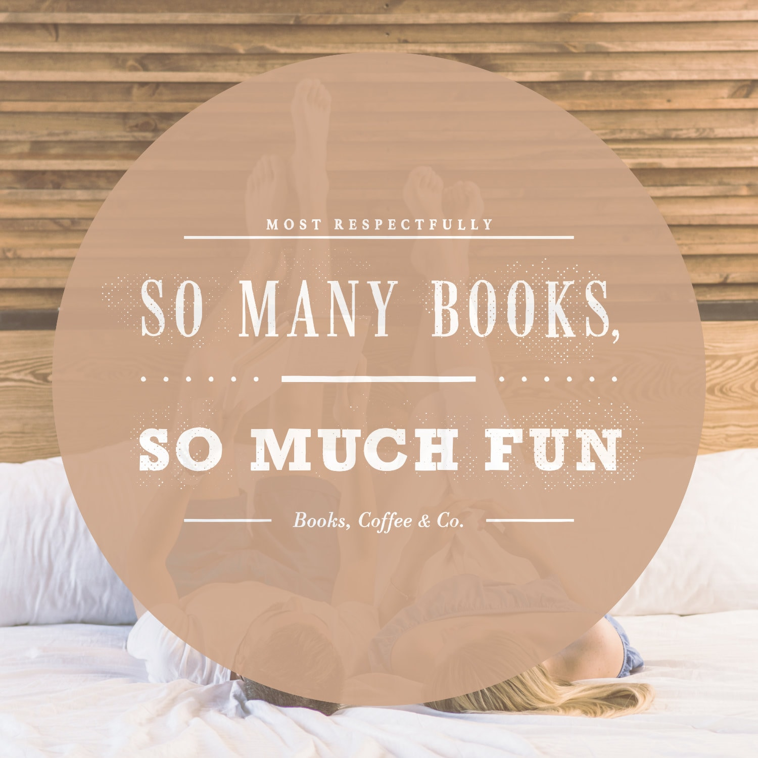 So Many Books So Much Fun poster - bookish images ideas by Piotr Kowalczyk
