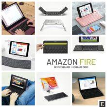 Amazon Fire best keyboard covers keyboards