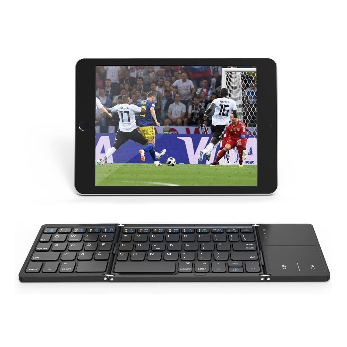 Best keyboards for Amazon Fire Jelly Comb with touchpad