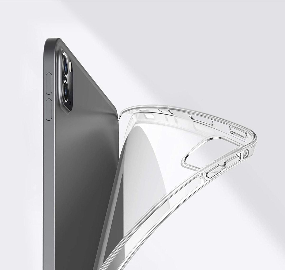 Basic iPad Pro 11 flexible clear case