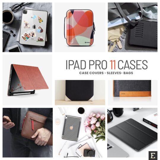 23 best iPad Pro 11 2021 cases that meet versatile needs