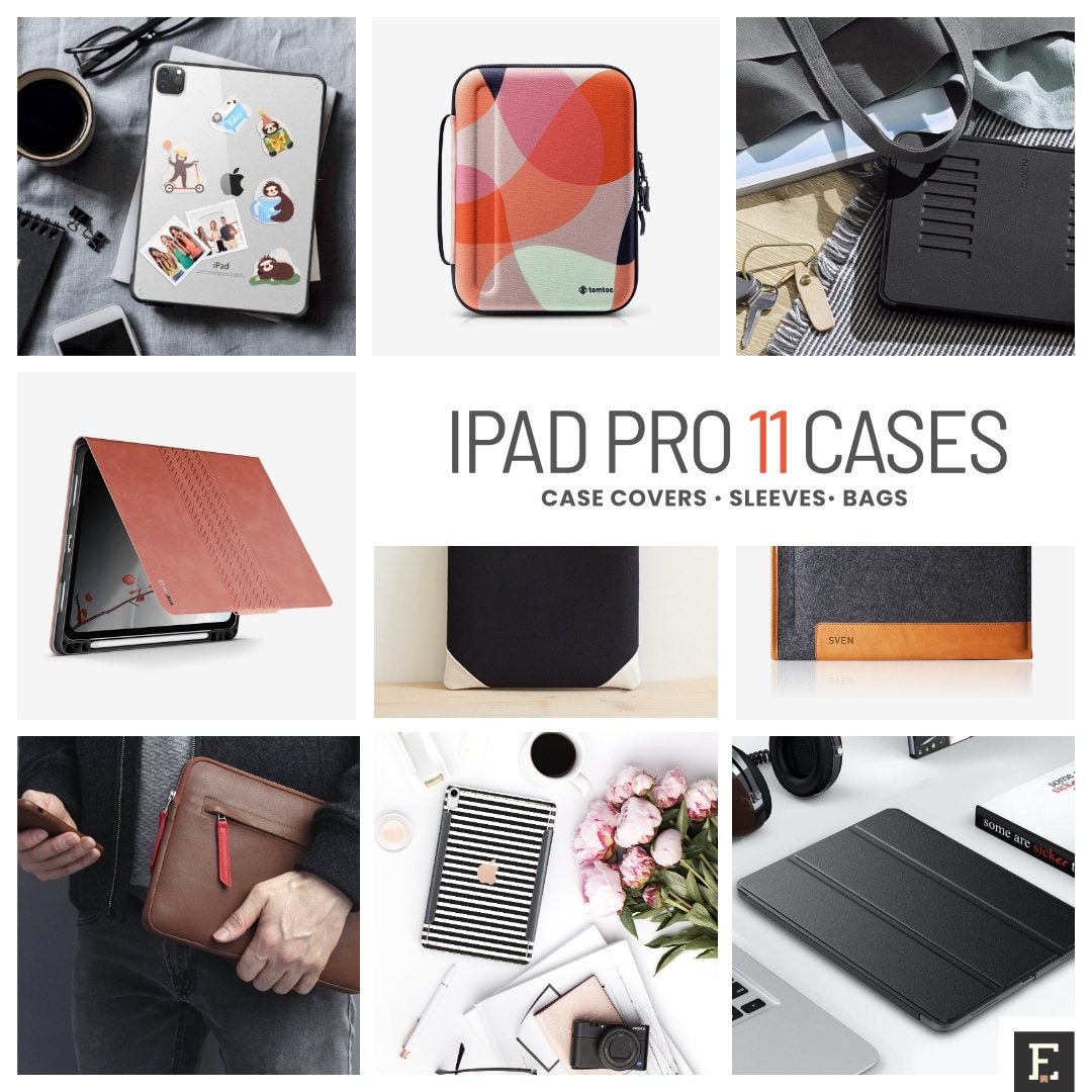 Best iPad Pro 11 2021 case covers and sleeves