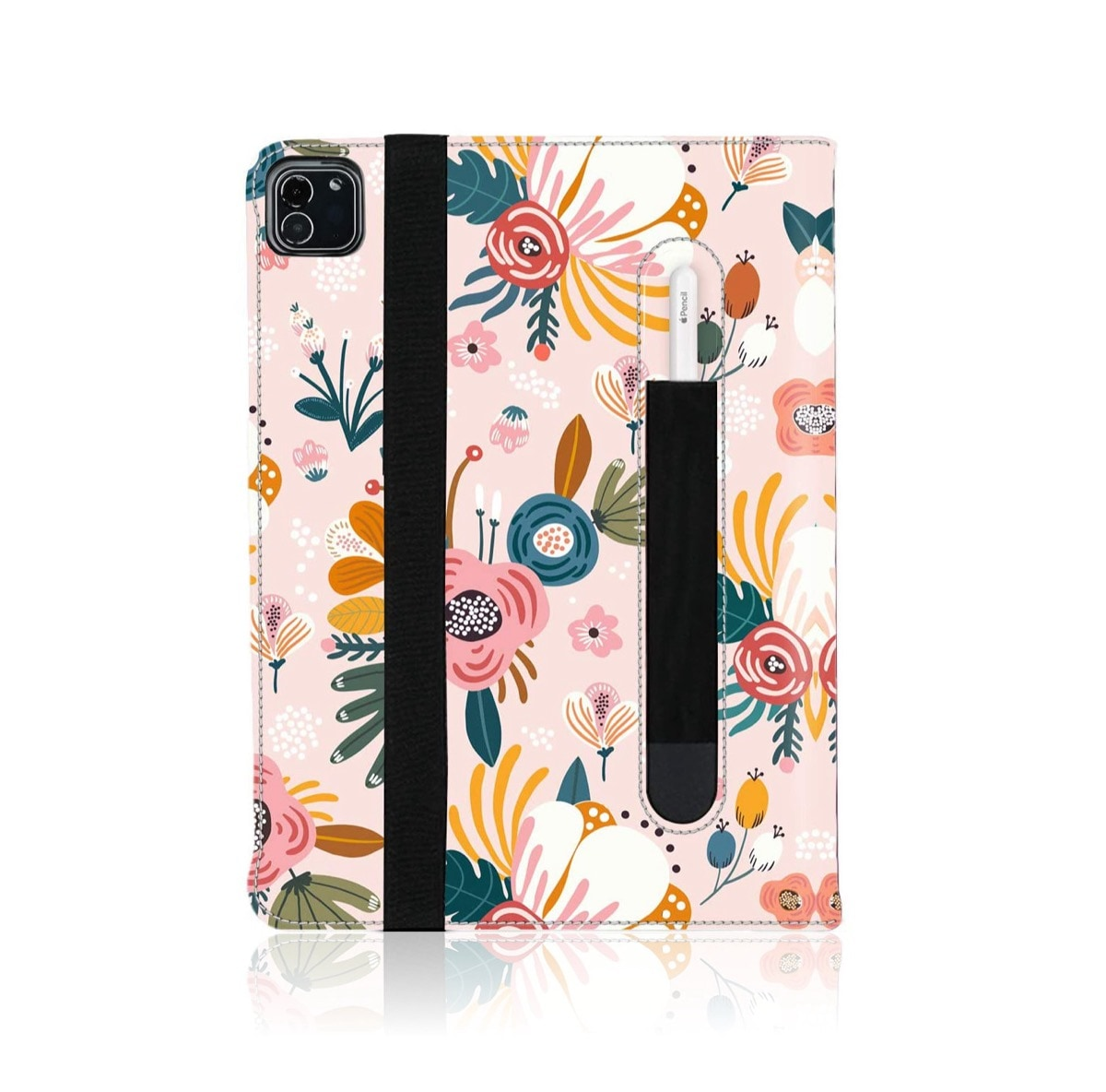 Floral iPad Pro 11 folio stand case cover