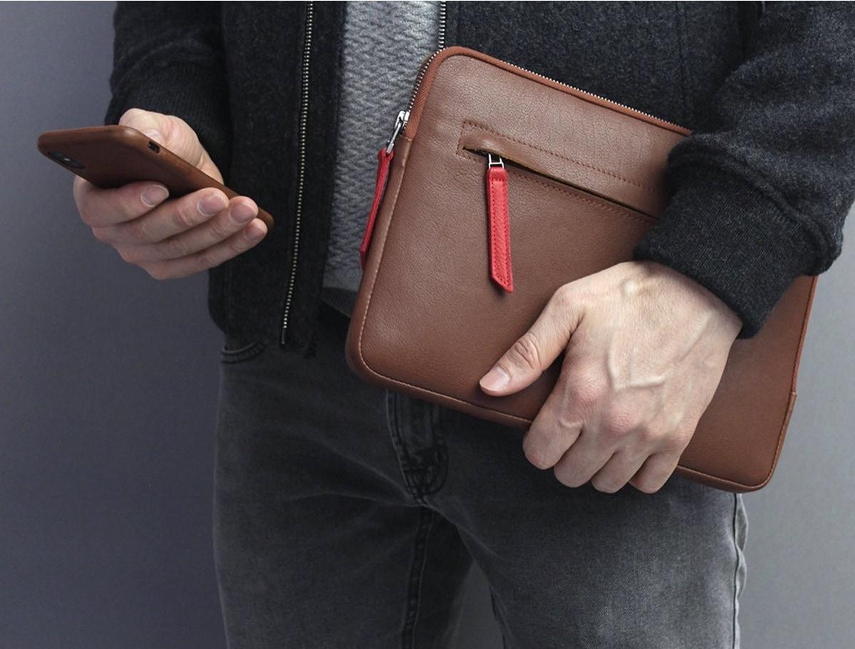 Premium Magic Keyboard iPad Pro 11 zipper sleeve bag