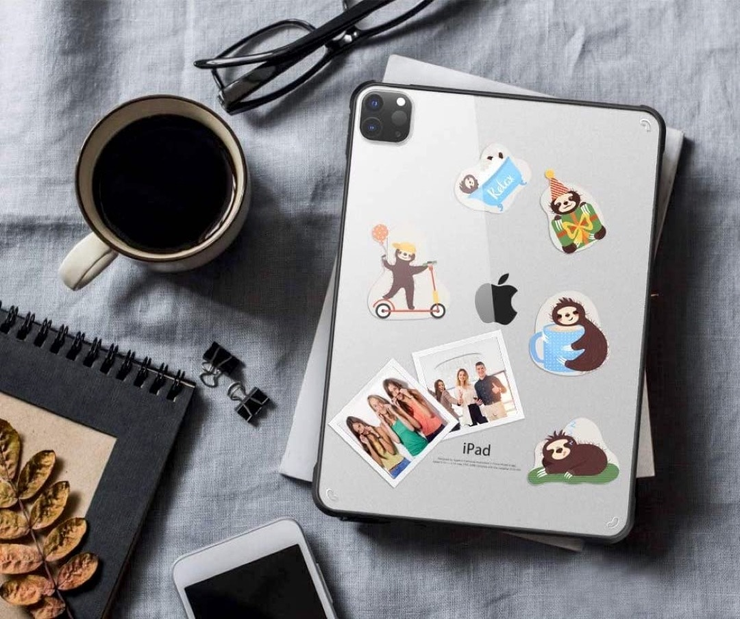 Slim air-pillow iPad Pro 11 frame case