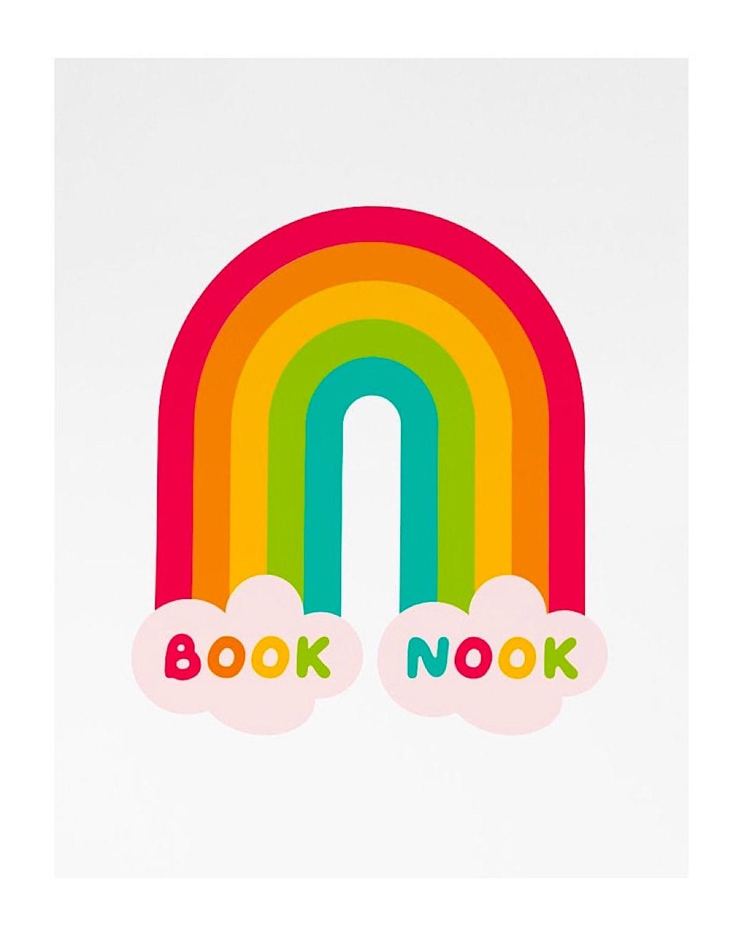Book nook best read posters
