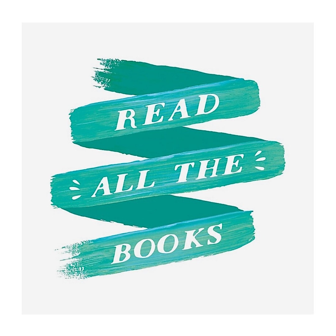 Read all the books - top read posters on Redbubble