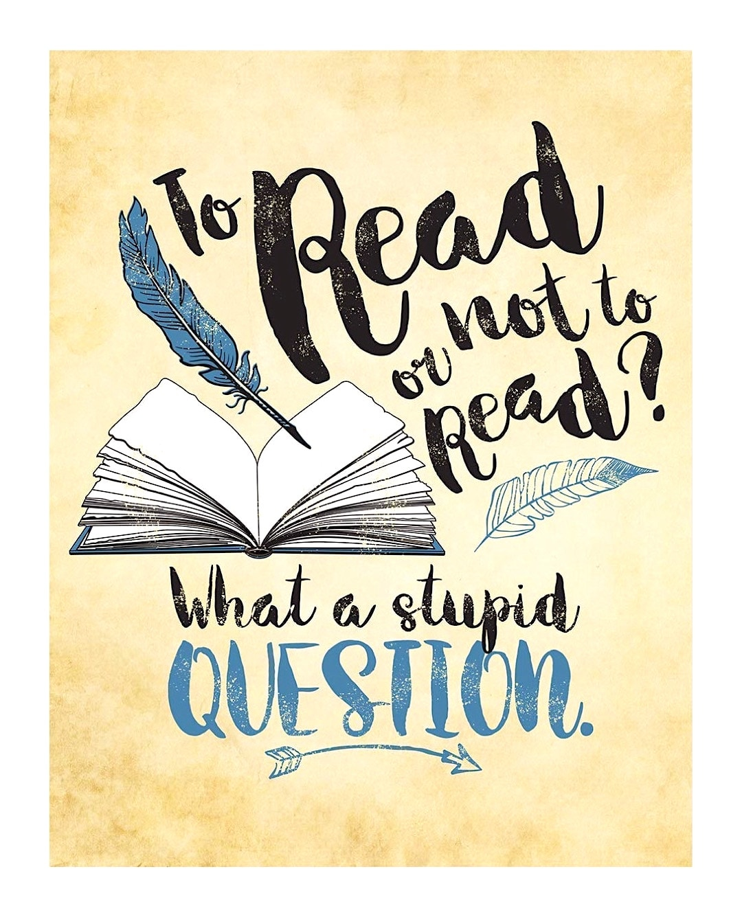 To read or not to read - best read posters