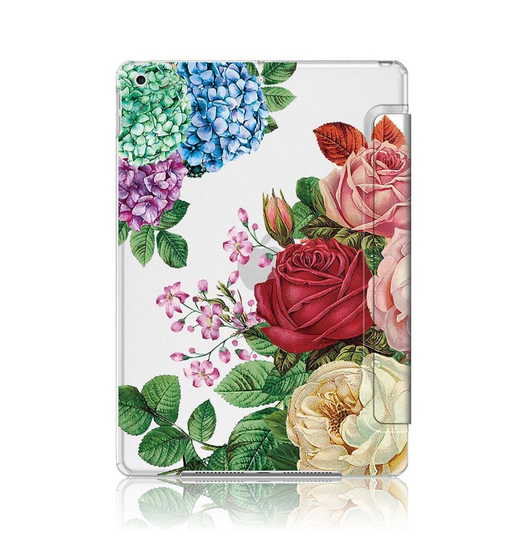 Best floral iPad 10.2 case on Amazon