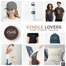 10 minimal, clever, Kindle gift ideas suitable for all ebook lovers