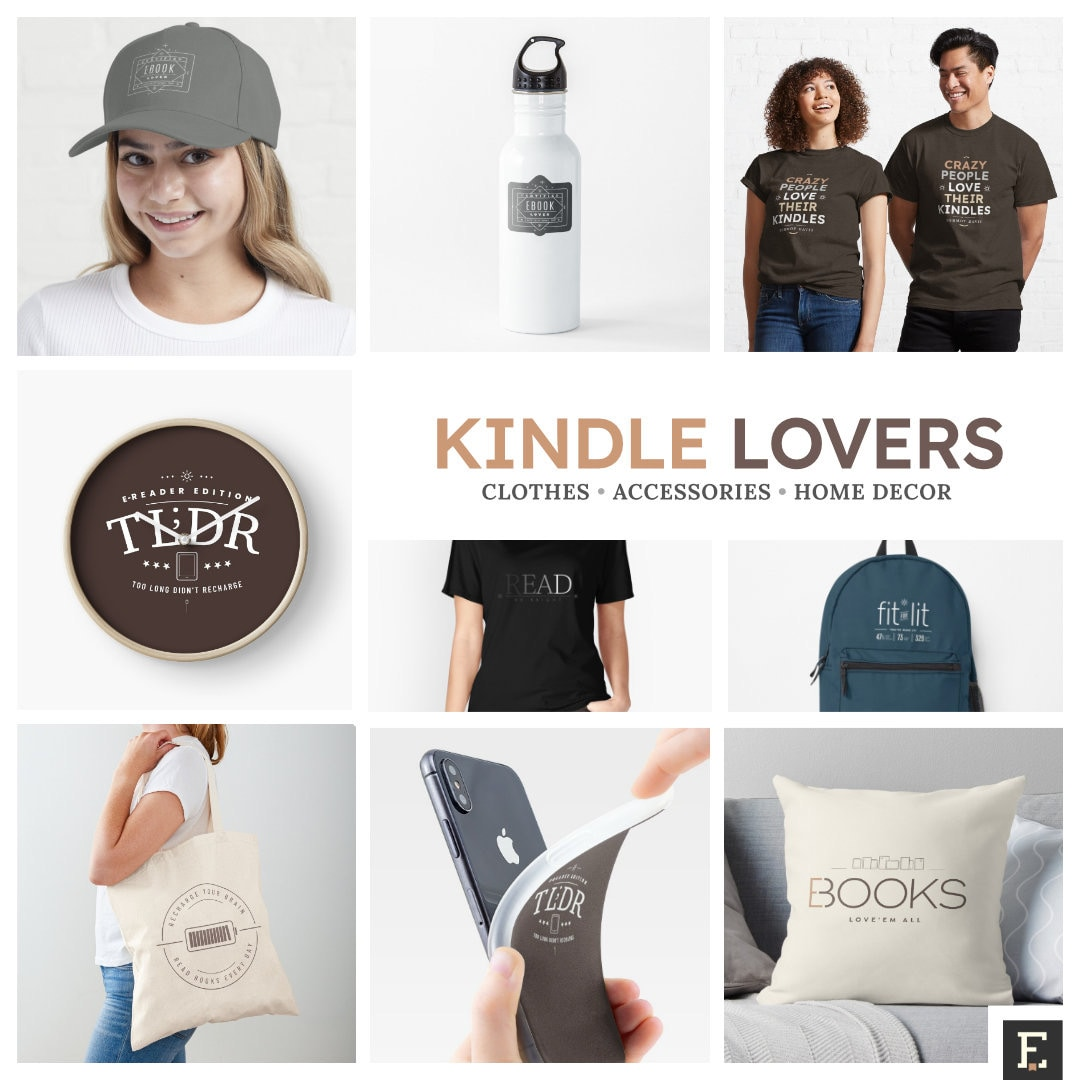 Best gifts for Kindle and ebook lovers