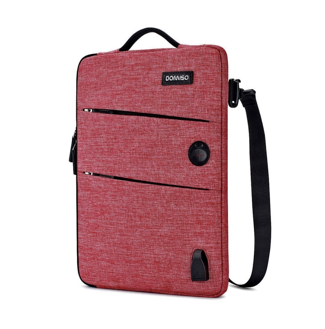 Waterproof iPad 10.2 sleeve with USB charging port - compatible with 2021 and 2020 model
