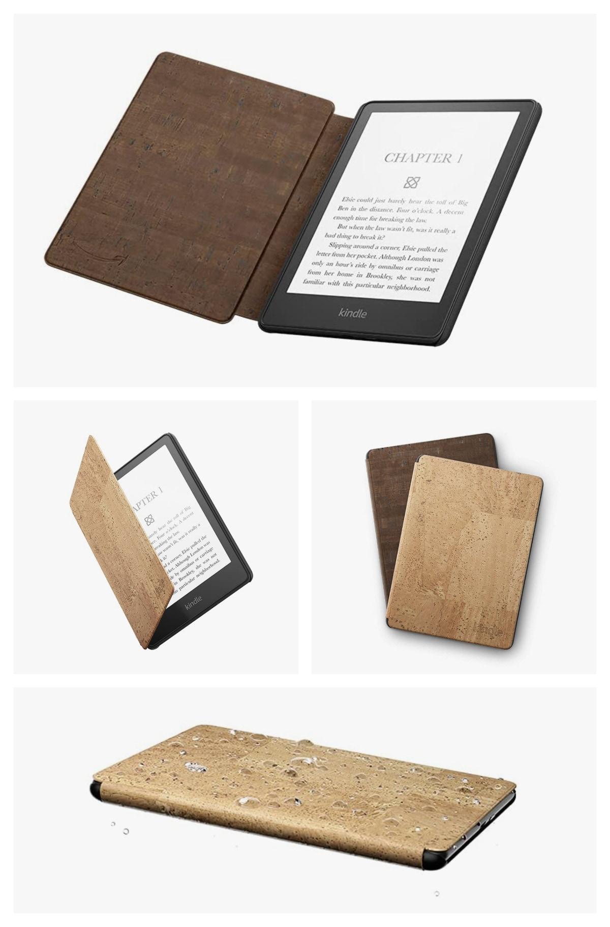 Original cork Kindle Paperwhite 2021 cover case 6-8-inch